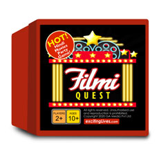 Filmi Quest Bollywood Party Game