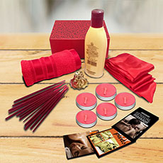 Massage Love Kit For Couples