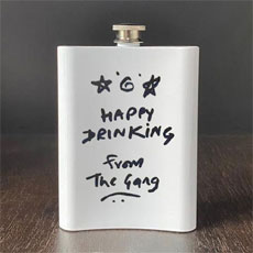 DIY Hip Flask