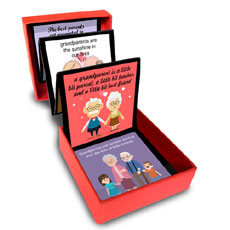 Grandparents Messages Gift Box